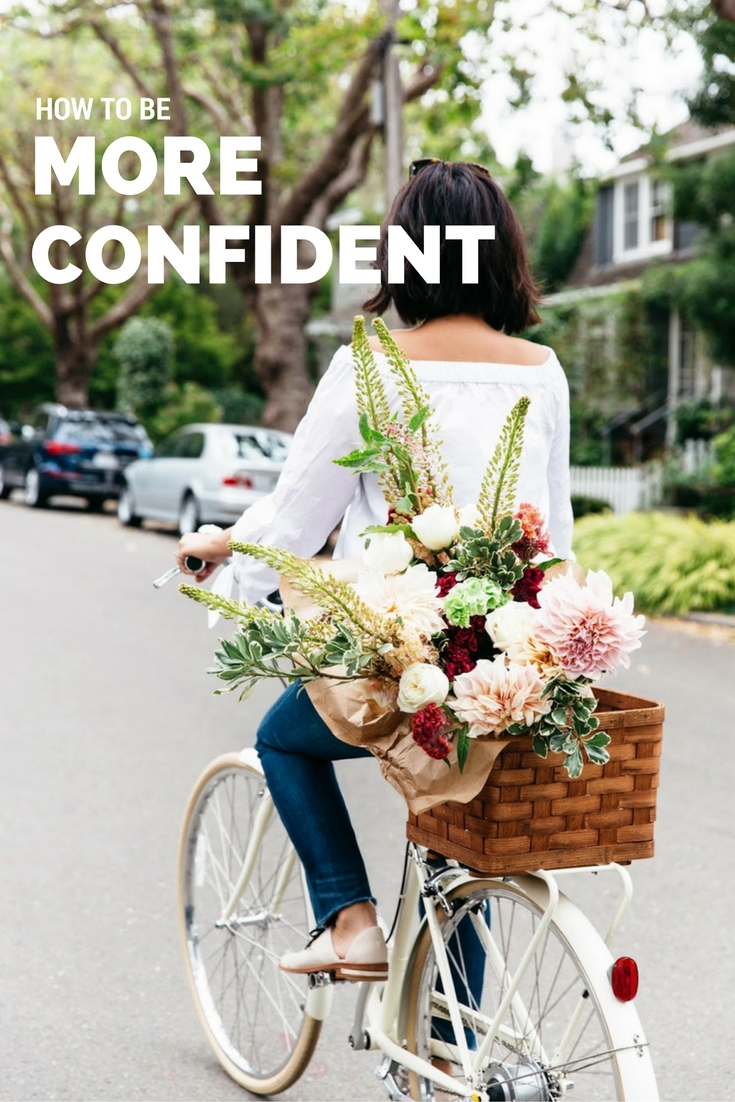 5 ways to be more confident person