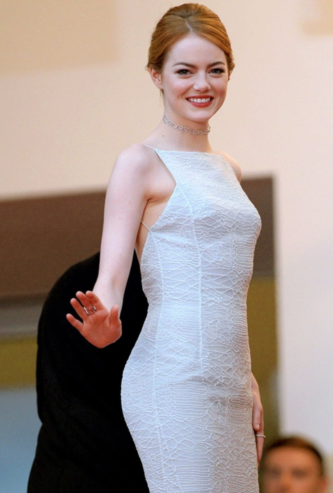 Full HQ Photos of Emma Stone Irrational Man Premiere 2015 Cannes Film Festival