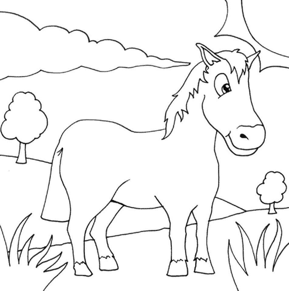 Informasi Belajar Anak Interaktif Download Mewarnai Gambar