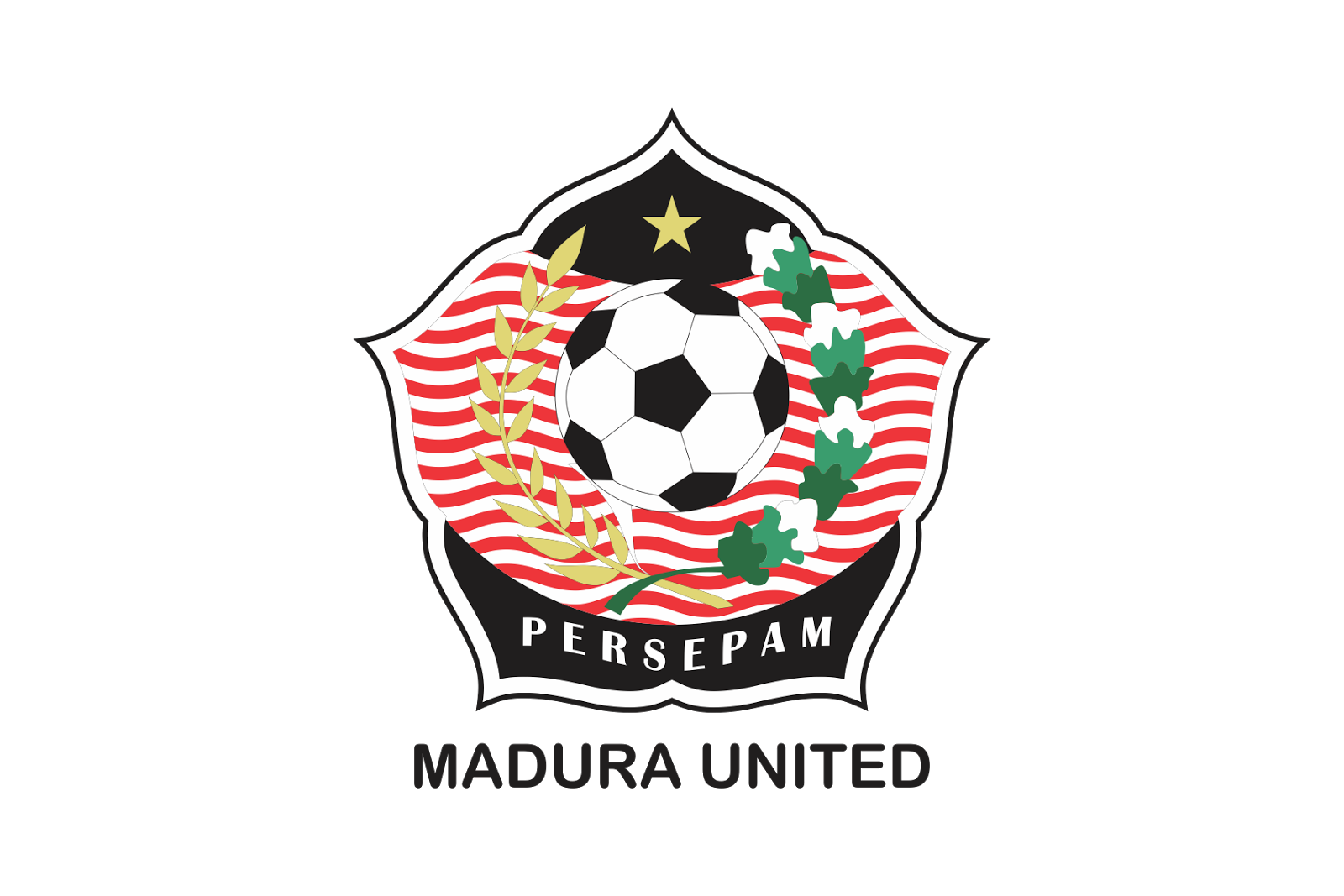 Persepam Madura United Logo