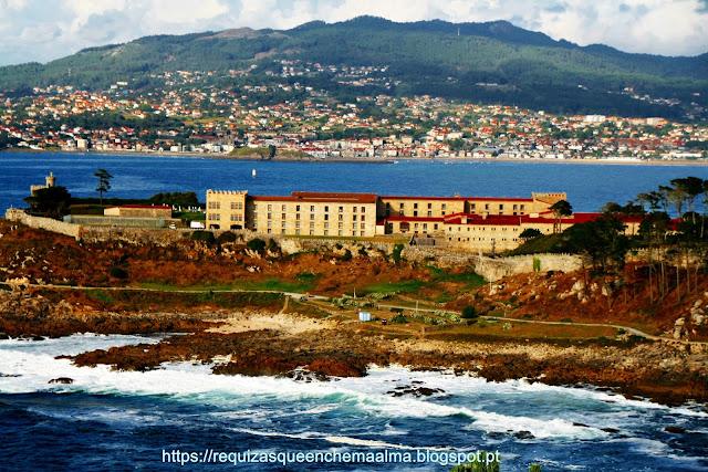 Panorama da Pousada Nacional de Turismo Conde de Gondomar