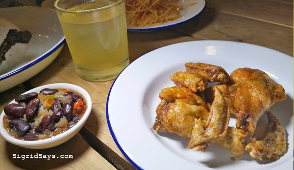 Bacolod Jerk Chicken - Jamaican cuisine - Jamaican food - Bacolod restaurants- Bacolod blogger - fried chicken wings