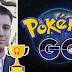 Lelaki Ini Berjaya Tangkap Semua Watak Dalam Pokemon GO