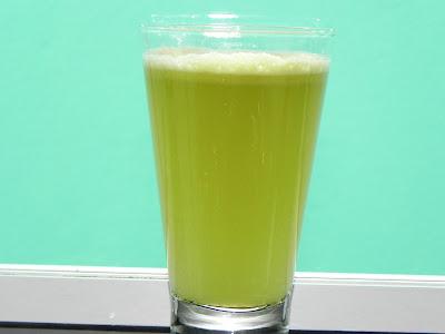 suco de maçã receita