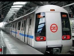 DMRC Train