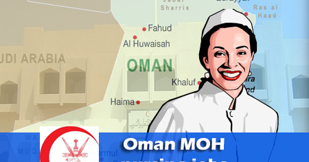 Nurses JOB Vacancy: The Ministry of Health of Sultanate of Oman is