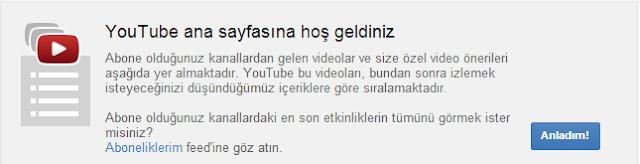 Youtube Yeni Tasarımla Karşımızda Youtube Yeni Tasarımla Karşımızda YouTube Anasayfa