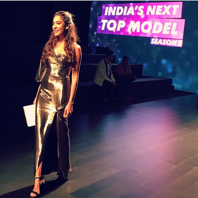 Lisa Haydon India's Next Top Models