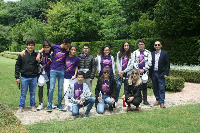 Turma da Escola Básica Rio Arade venceu Projeto Educativo Power UP da Galp