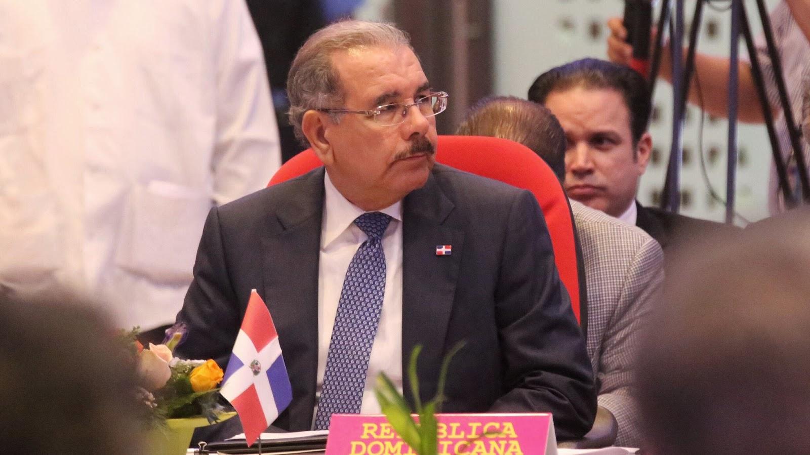 Presidente Danilo Medina va este miércoles a Costa Rica; participará en XLIX Cumbre SICA