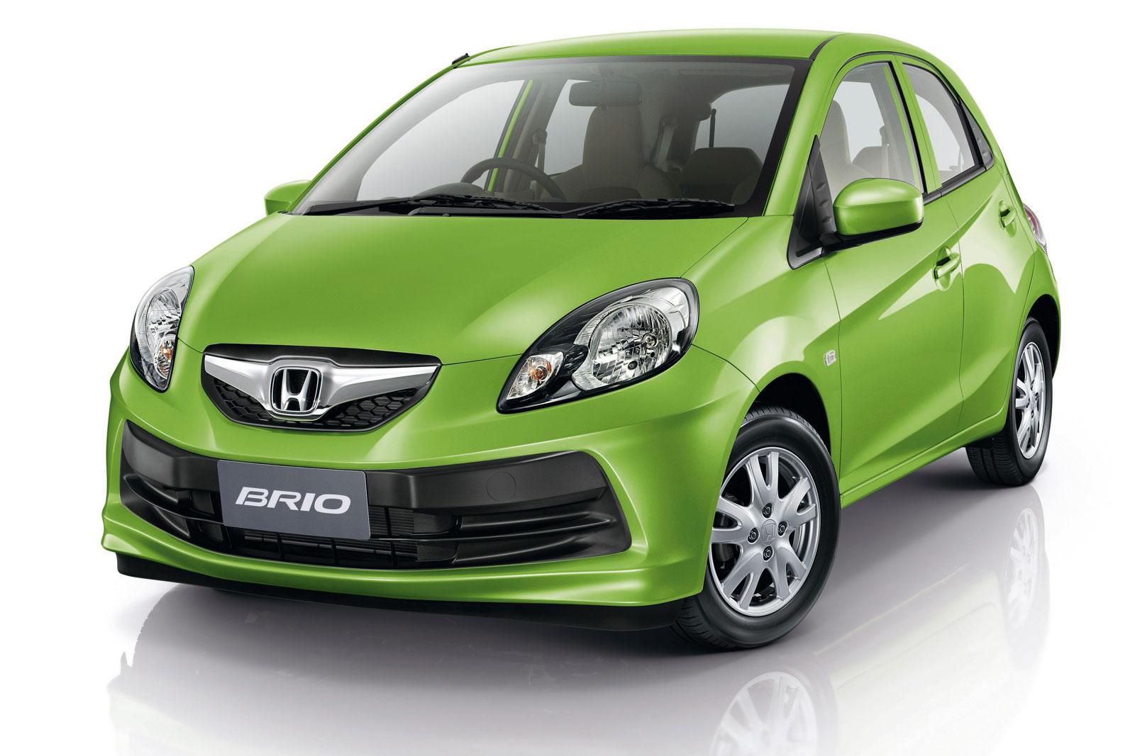 Modifikasi Honda Brio