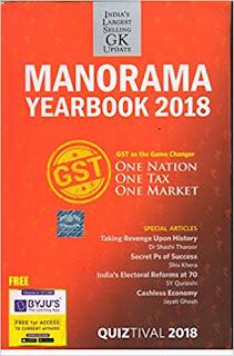 Download Free Manorama Yearbook 2018 Book PDF