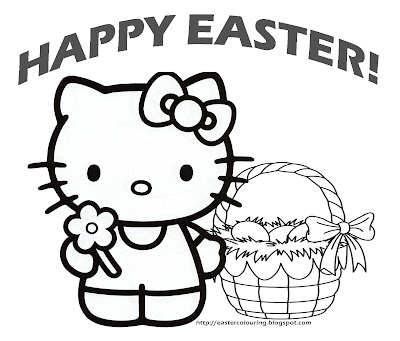 Easter Egg Coloring Pages HD Photos 1