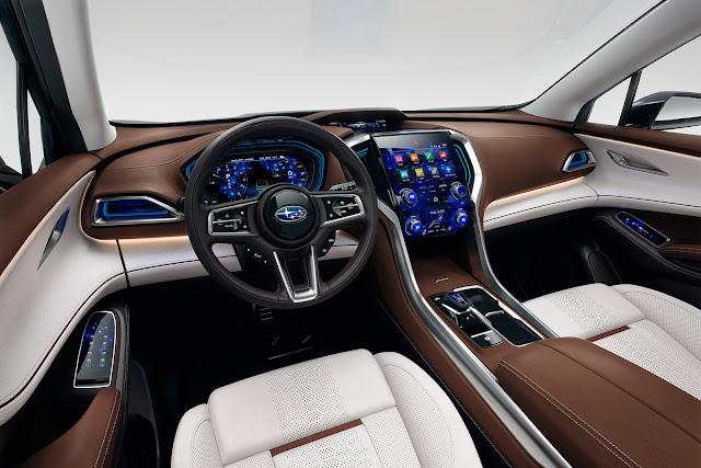 NEW 2018 Subaru Ascent SUV Vehículo Utilitario Deportivo (VUD),