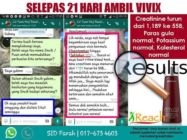 VIVIX vs Diabetes 004