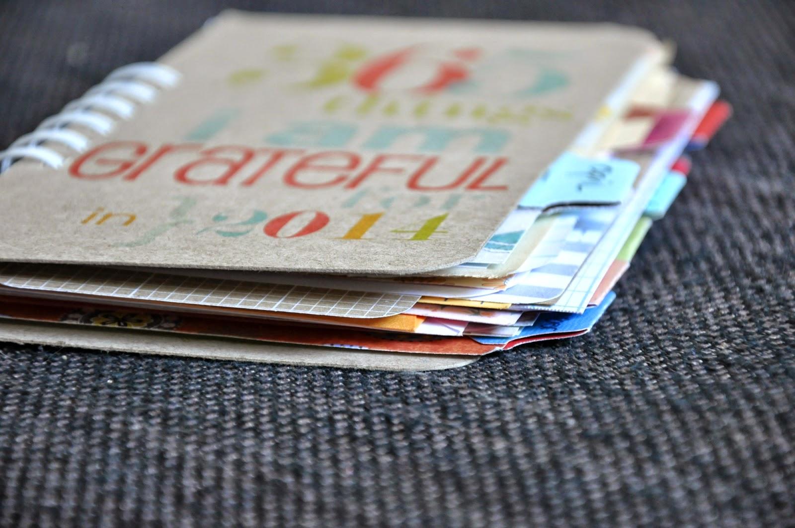 #iloveitall #gratitude #gratitude journal #mini album #scrapbooking #grateful #365