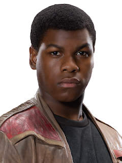 John Boyega picture from The Force Awakens