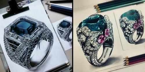 Art Design Gemstone