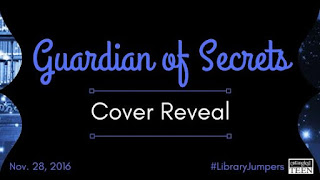 Guardian of Secrets Cover Reveal banner