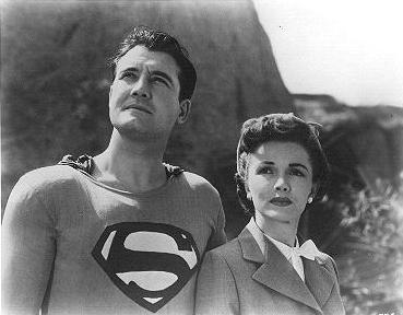 Adventures of Superman (TV Series) | DC Database | FANDOM ... |Superman Black And White Tv Show