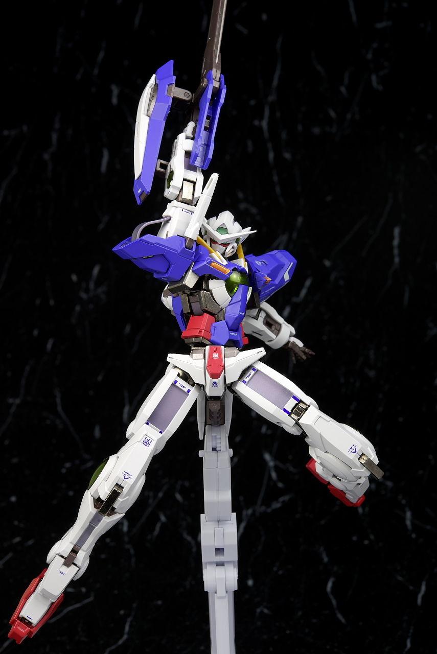 [WORK REVIEW] PG 1/60 GUNDAM EXIA LIGHTING MODEL painted ...  |Gundam Exia