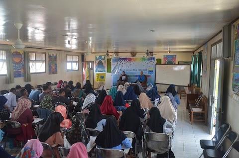 Pendampingan Calon Maba, PMII Komisariat STAI Sangatta Hadirkan BTI 2018