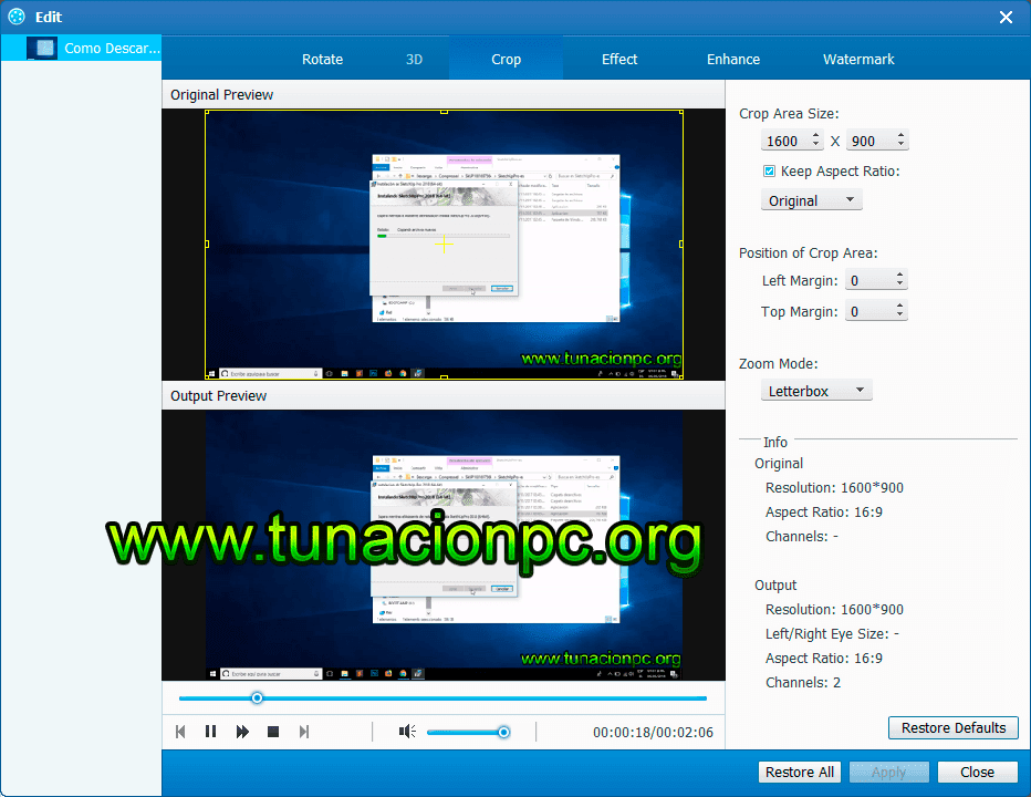 Descargar Tipard Video Converter Ultimate Gratis Full