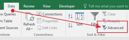 Cara Menghapus Data Duplikat Pada Excel 2