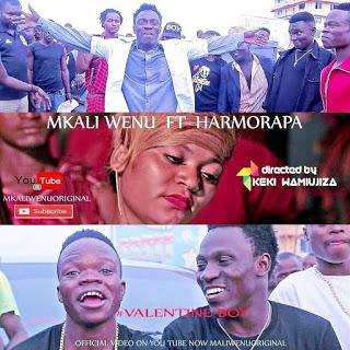 Video Mkaliwenu ft Harmorapa - Valentines boy