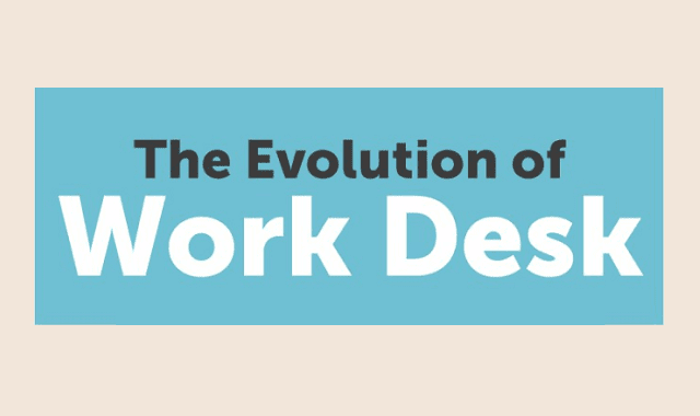 The Evolution of Work Desk Over the Years