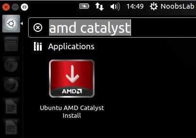 Install ATI AMD Catalyst drivers in Ubuntu 13 04/12 10/12 04/Linux