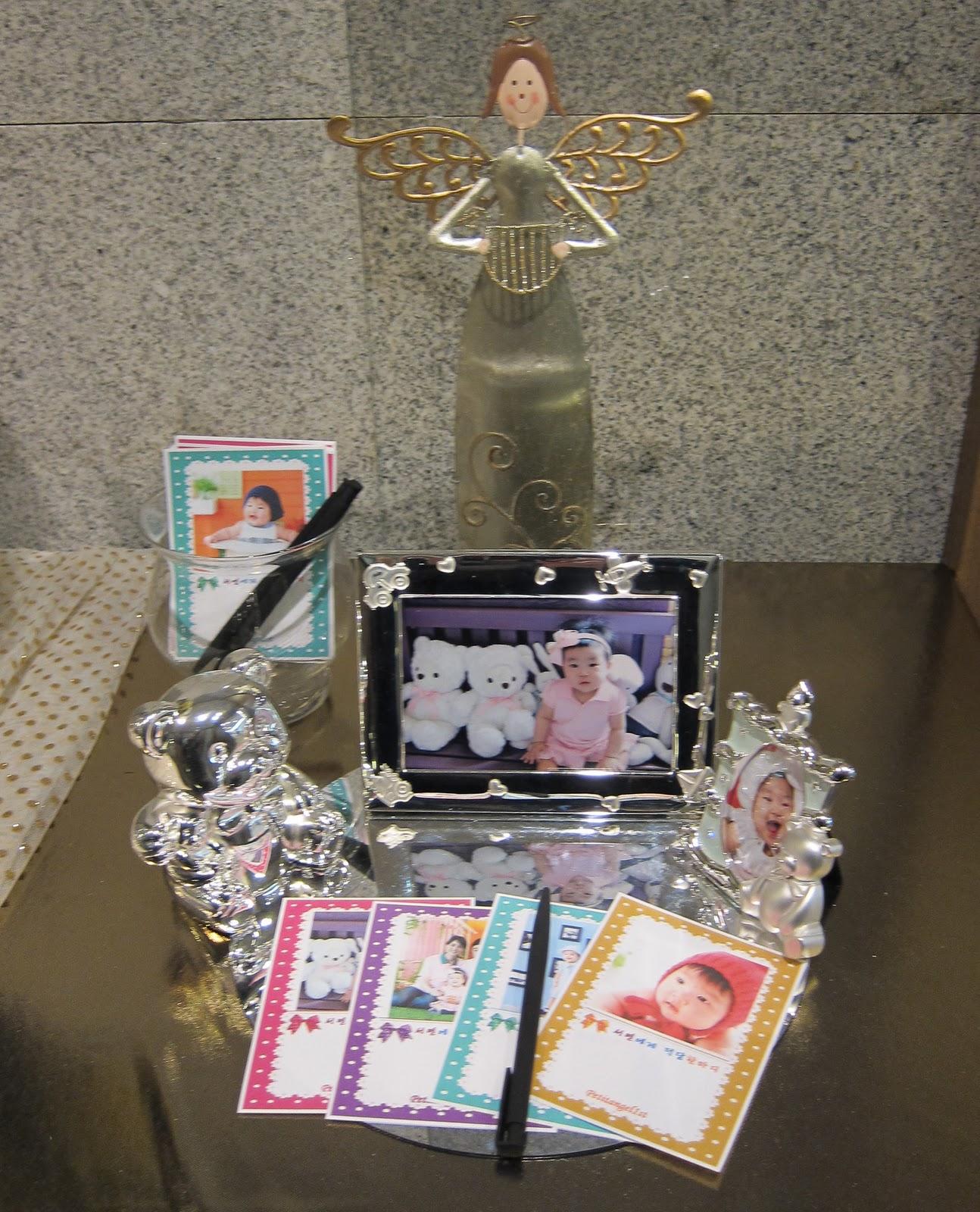 Korean Dol (First Birthday) Party