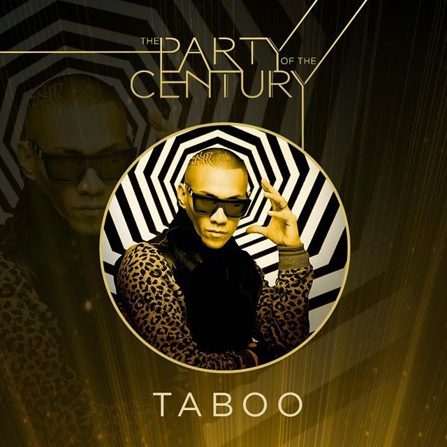 Taboo live in Malaysia Empire City 2015