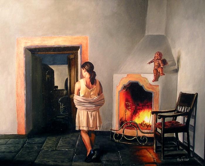 Современные художники Америки. Paulo Jimenez 15