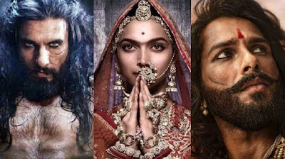Padmaavat Movie Review