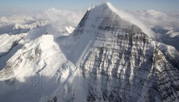 Hiking and Climbing Adventures: Sphinx Face on Mt Temple (Canada) +