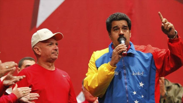 Detienen en España a exmilitar venezolano que reconoció a Guaidó