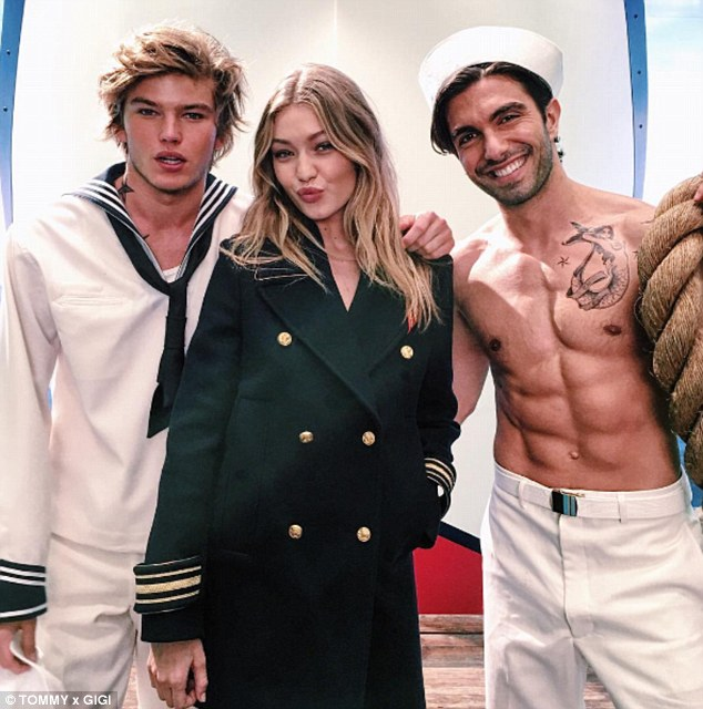 Gigi Hadid fronts Tommy Hilfiger's The Girl Campaign