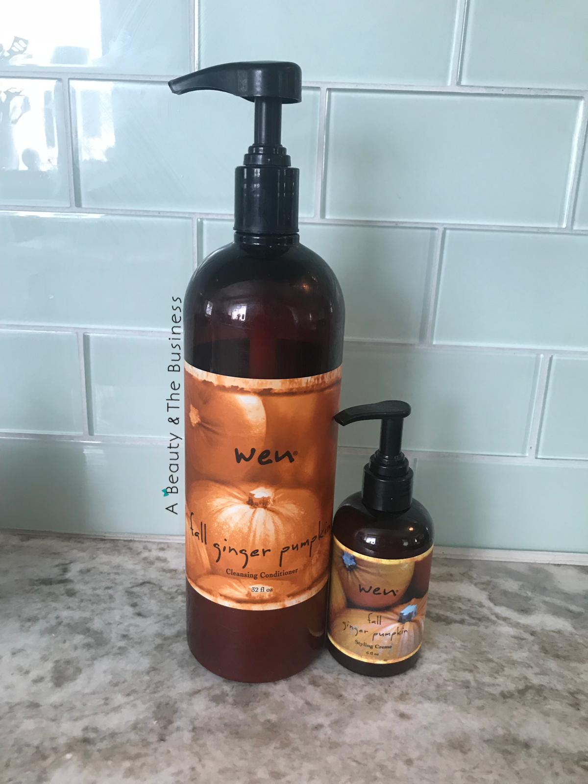 Wen Falll Ginger Pumpkin Cleansing Conditioner Review