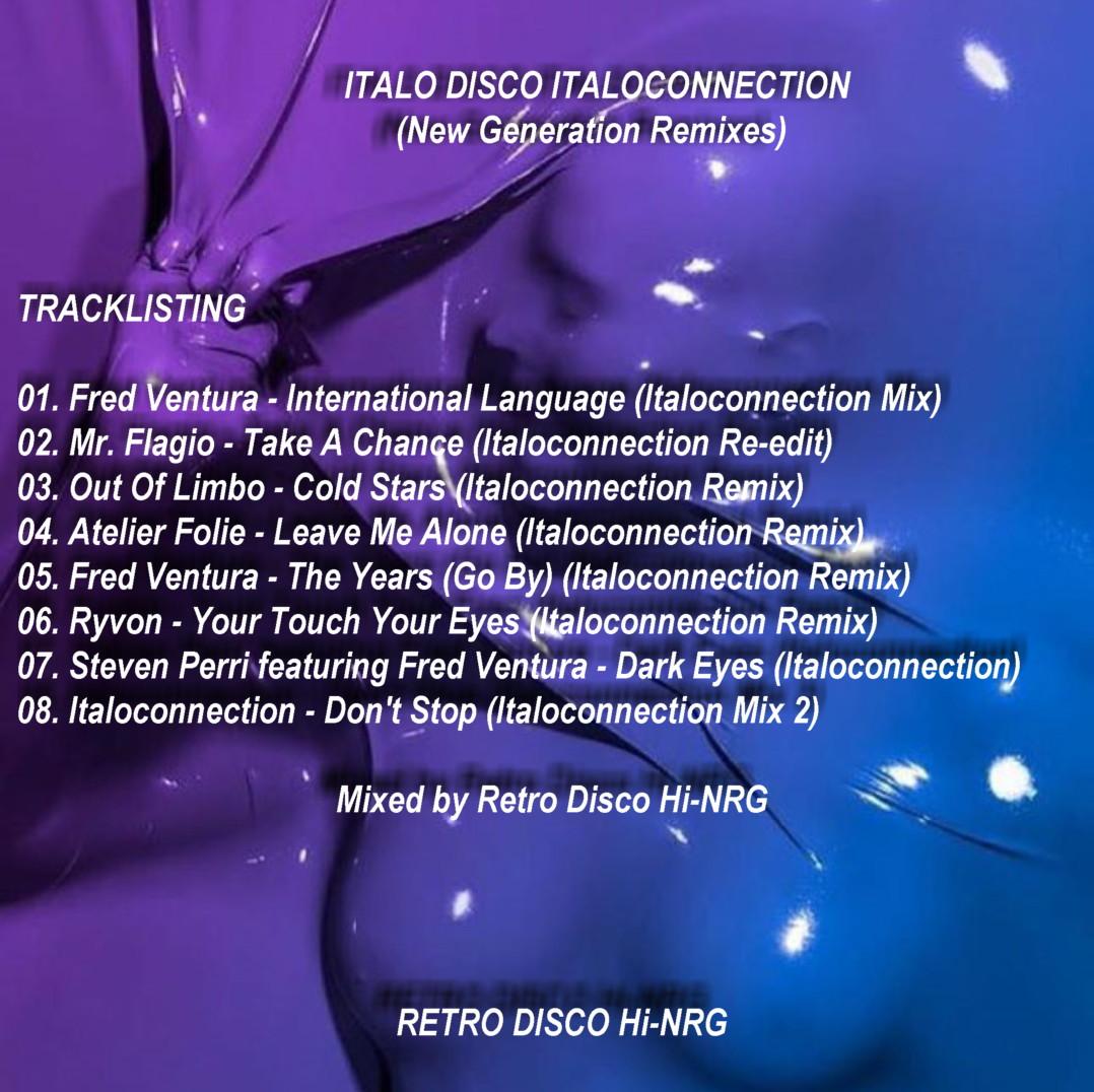 RETRO DISCO HI-NRG: ITALO DISCO ITALOCONNECTION (New Generation