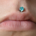 Medusa piercing - Jewelry, Pain, Healing, Cost, Aftercare