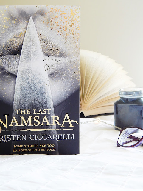 The Last Namsara Book Review | sprinkledpages