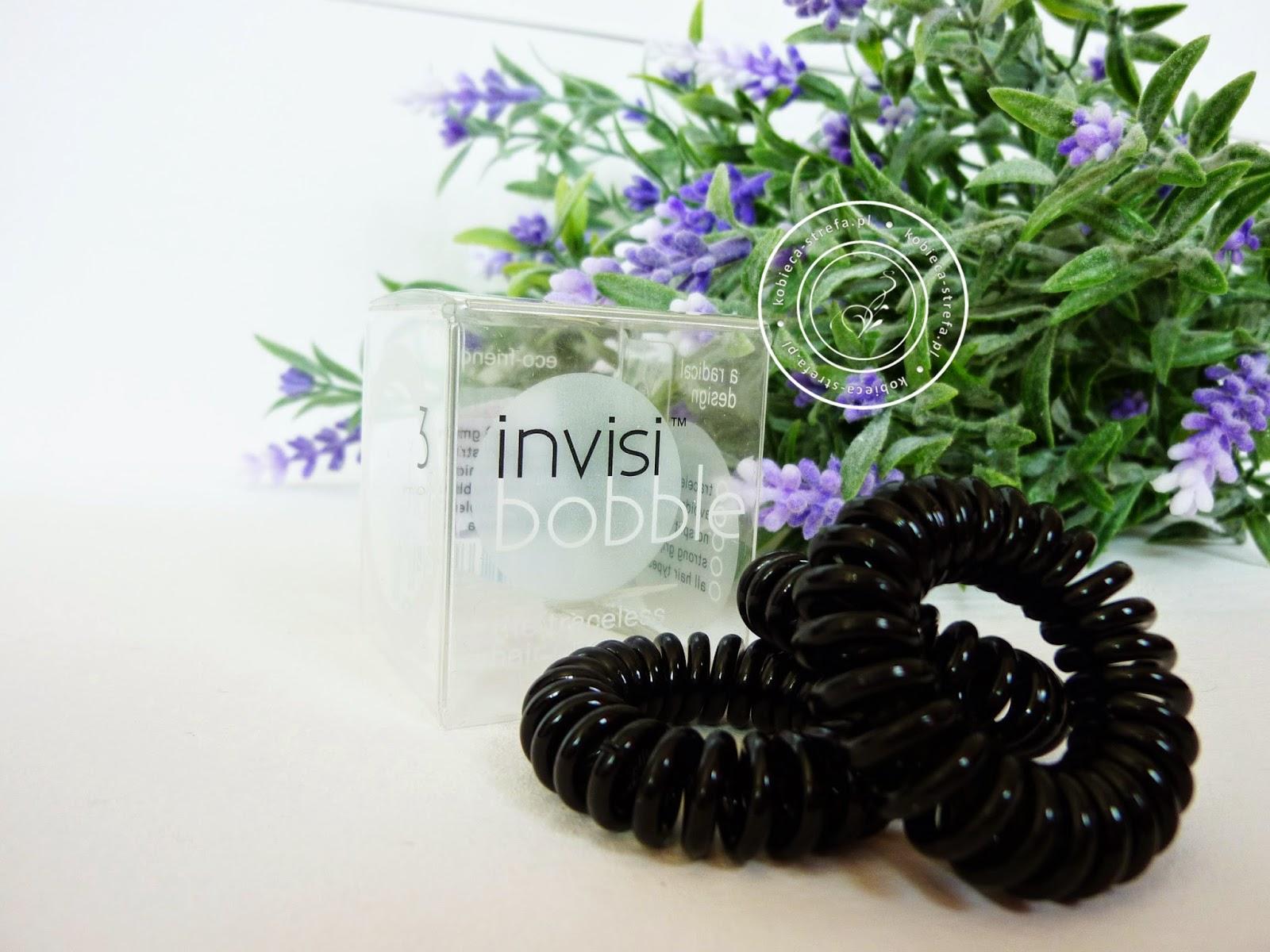 InvisiBobble czyli magiczne gumki do włosów