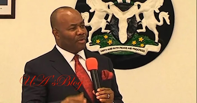 I have no regret joining APC- Senator Akpabio