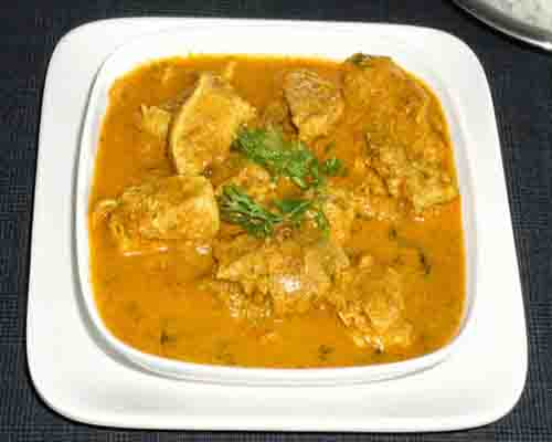 chicken curry-karnataka style