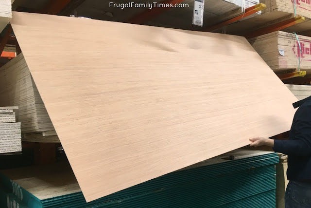 plywood ceiling materials