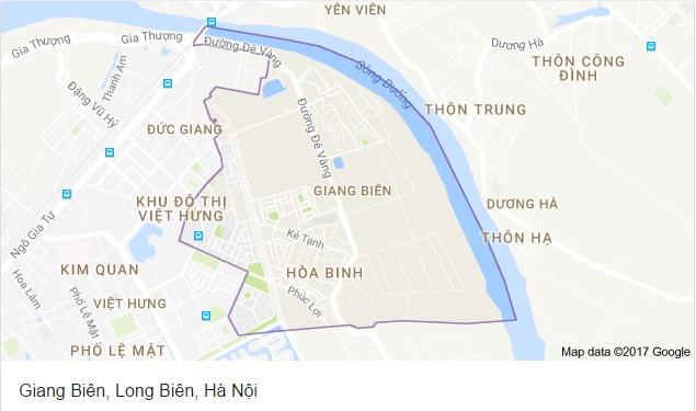 Phường Giang Biên, Quận Long Biên, HN