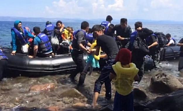 Χίος: Πάνω από 250 πρόσφυγες το τελευταίο 24ωρο