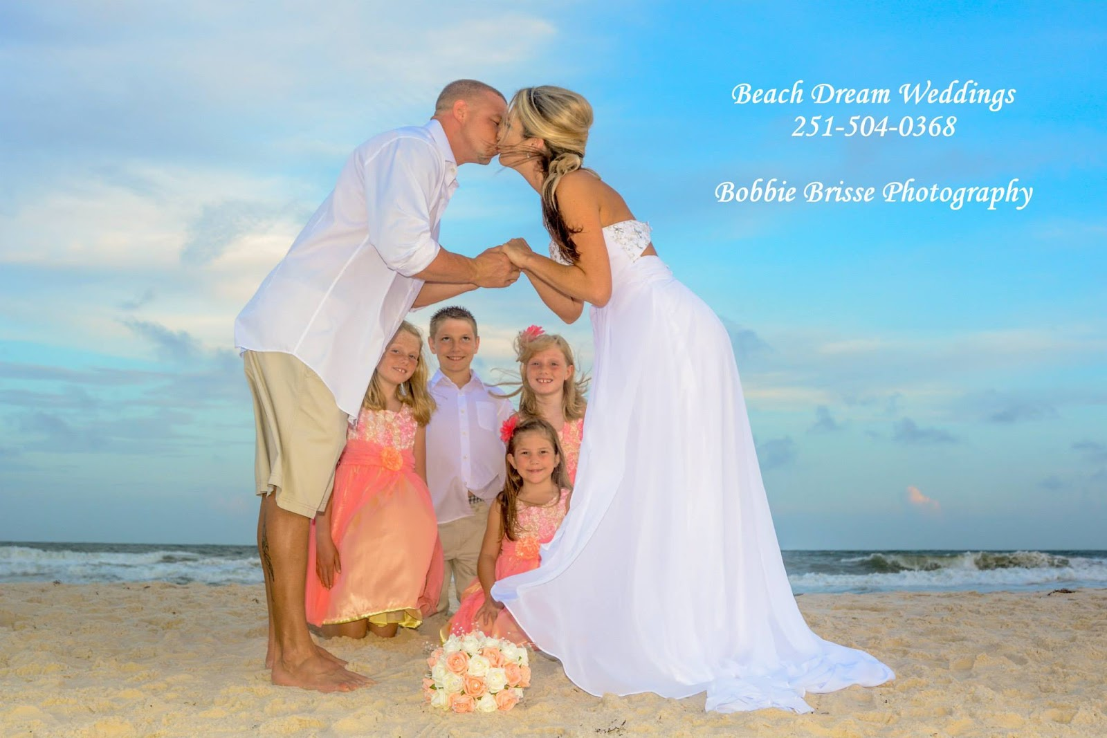 Renewing Your Marriage Vows A Last Minute Beach Wedding