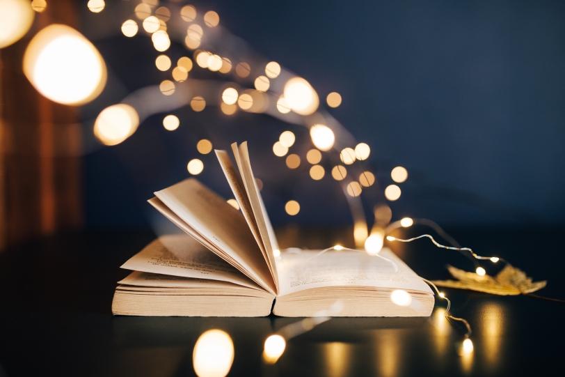 Święta z książką w tle!